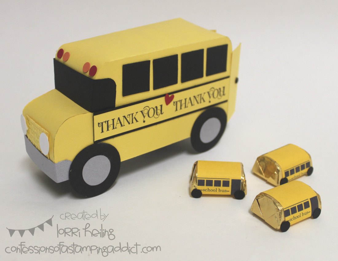 Bus Driver or Teacher Appreciation Gift :: Confessions of ...