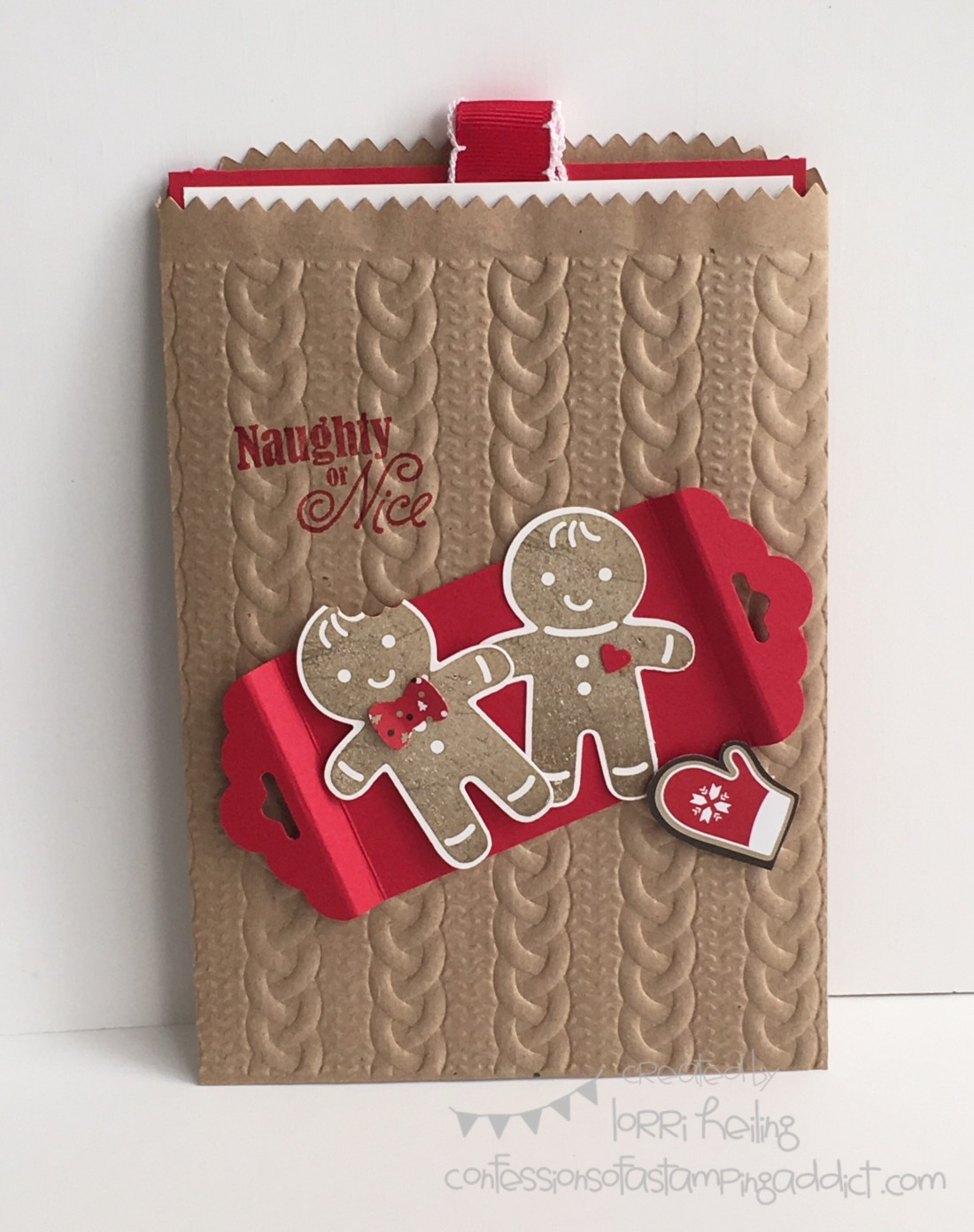Gift Card Holder with Cookie Cutter Christmas :: Confessions of a ...