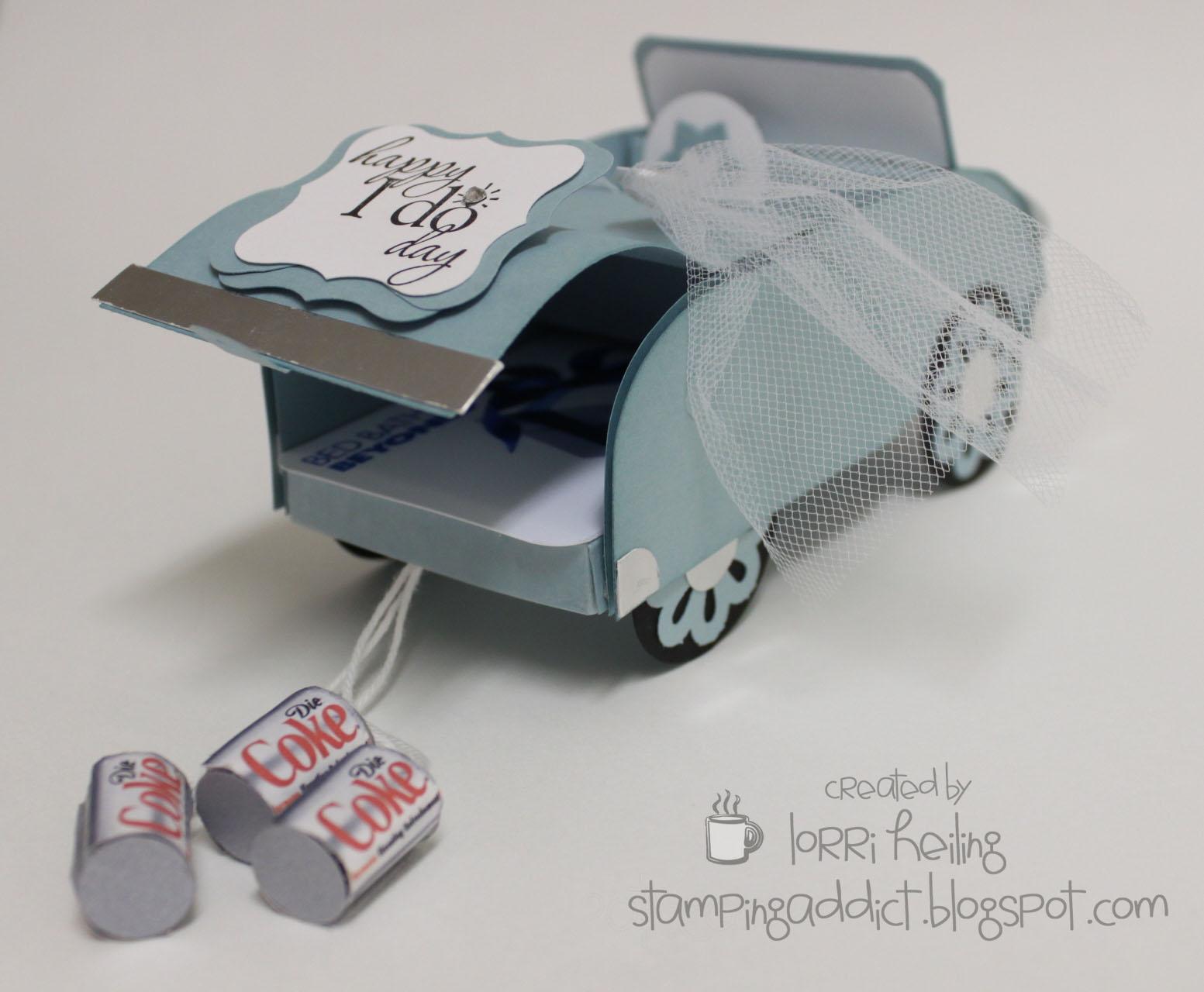 Gift Card As Wedding Gift: Wedding / Anniversary Convertible Gift Card Holder
