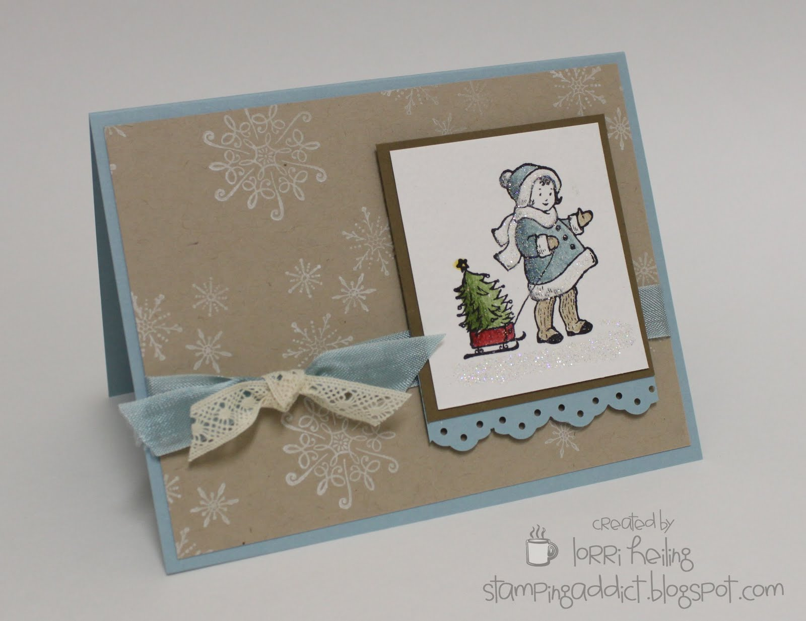 Greeting Card Kids Confessions Of A Stamping Addict