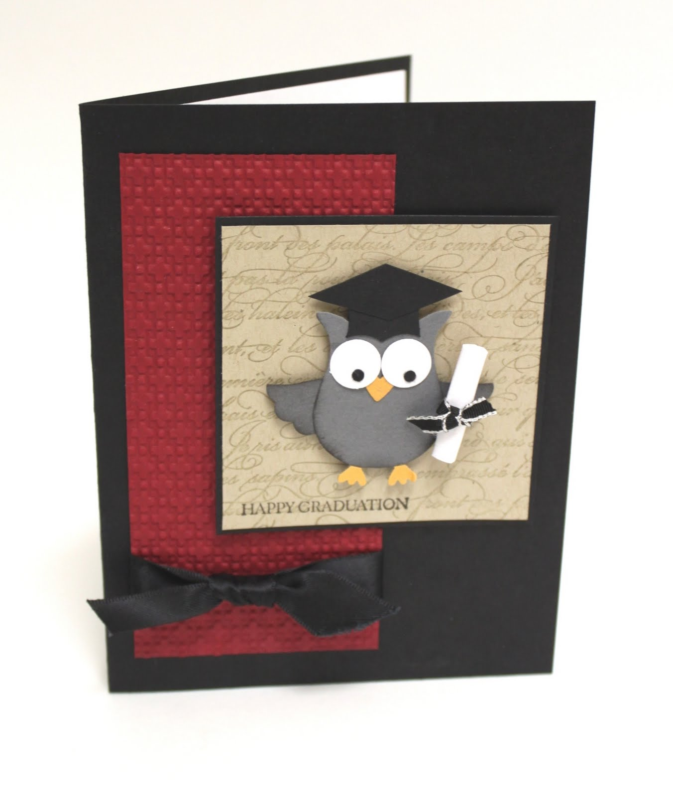 Graduation Card Confessions Of A Stamping Addict